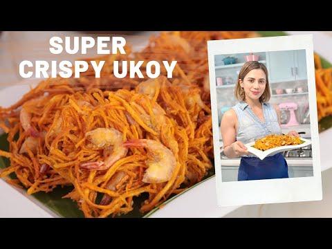 How to Make Super Crispy Ukoy | Easy Ukoy Recipe | Filipino Cuisine | Pinoy Foods |