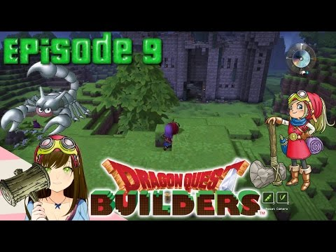 Dragon Quest Builders Story Mode Base Creation By Jp 39 S Direwolf Gaming