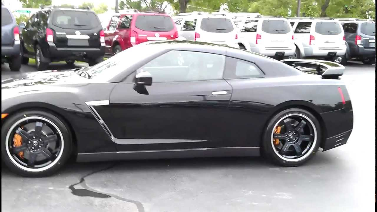 2012 nissan gt r black edition with red recaro seats rare exclusive youtube. Black Bedroom Furniture Sets. Home Design Ideas