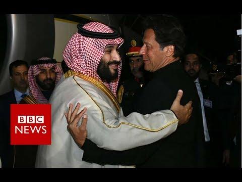 Saudi Arabia 'is Pakistan's friend in need' - BBC News