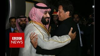 Saudi Arabia 'is Pakistan's friend in need' - BBC News