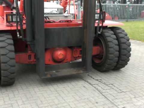 D2940 Fantuzzi Containerhandling Forklift from 2004 price € 79 000,00