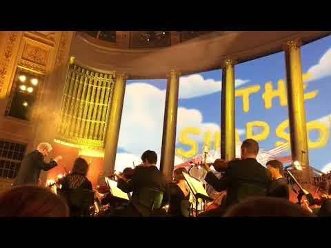 Danny Elfman, The Simpsons, Vienna 2017