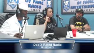 The Dee-X Rated Radio Staff Talks Controversy & Hypocrisy on Social Media & Religious Movies