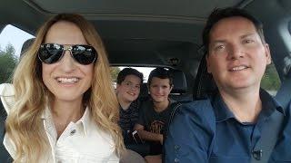 Toyota RAV4 Family Road Trip Review #3