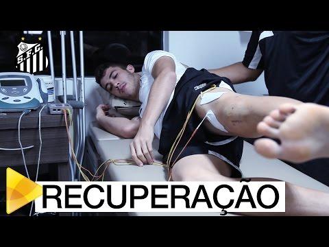 Pensando em Libertadores, Gustavo Henrique se recupera no CEPRAF