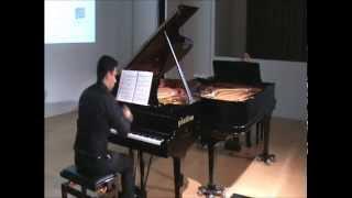 Dvorak - danza slava op.72 n.1 in mi minore 2 pianos