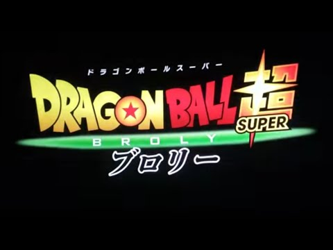 Dragon ball super broly movie ending