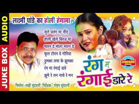 RANG MA RANGAAI DAARE RE - रंग मा रंगाई डारे रे - Laxmi Narayan Pandey - CG Song - Audio Jukebox