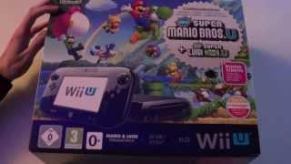 Nintendo Wii U Unboxing/déballage [Français HD 1080p]