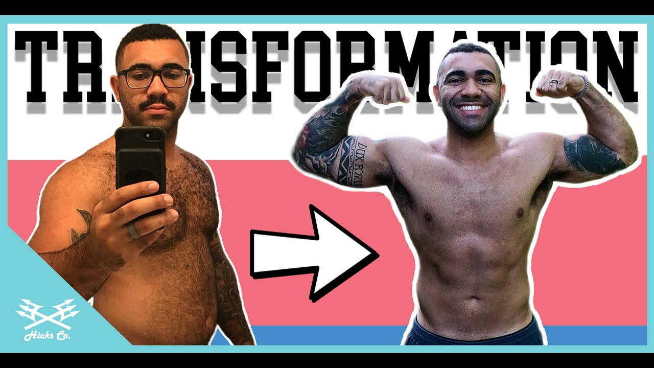 12 Day Transformation - YouTube