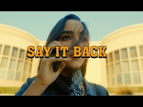 Indiana - SAY IT BACK (Official Music Video)