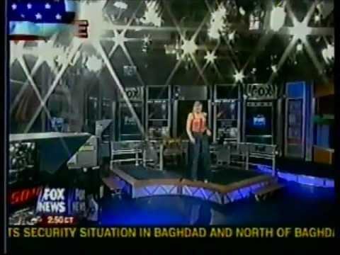 Deborah Gibson - Maybe this time (Fox News).