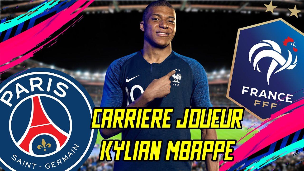 new authentic best wholesaler fresh styles FIFA 19   CARRIÈRE JOUEUR KYLIAN MBAPPÉ   ÉPISODE 4 : LE CHAMPION DU MONDE  DE RETOUR EN EDF!