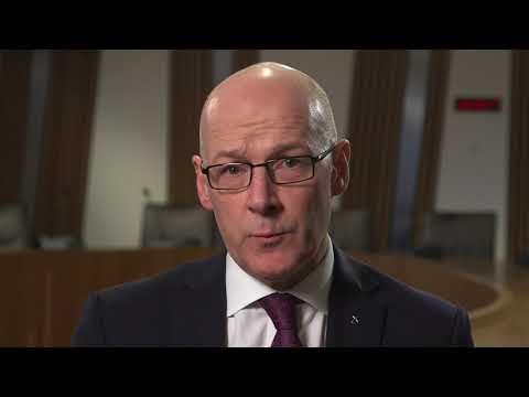 Deputy First Minister and Cabinet Secretary for Education and Skills, John Swinney