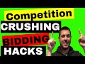 Adwords Bidding Tutorial (2018) - Ninja Techniques to CRUSH Your Competition