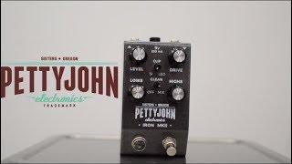 Pettyjohn Electronics - Iron MkII Deluxe Demo