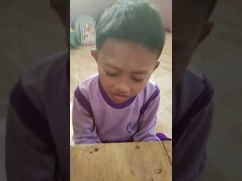 Anak Paud Baca Surat Tabarok Al Mulk