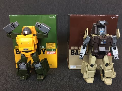 Badcube 2017 Reissue of Brawny and Backland Masterpiece Brawn and Outback Review