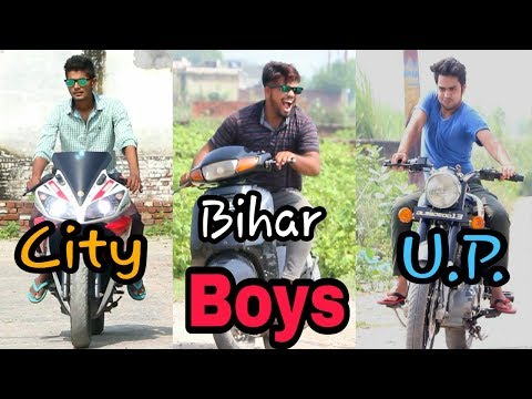 City Bihar and U.P Boyz || People of City Bihar and U.P || Whijack Son ||