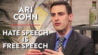 Is Hate Speech Free Speech? (Ari Cohn Pt. 1)
