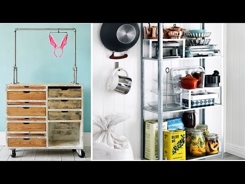 10 IKEA Hacks Storage