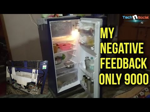 Whirlpool Refrigerator 190 after use of 1 Year Review | Small Negative Feedback