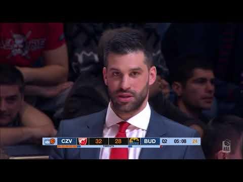 2018 ABA Playoffs Finals highlights, Game 1: Crvena zvezda mts - Budućnost VOLI (9.4.2018)