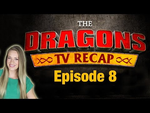 DRAGONS: RACE TO THE EDGE Episode 8 Recap & Review | Rotoscopers