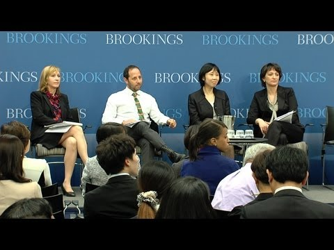 Expert Panel - Working Women and Japan's Economic Revival