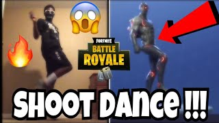 FORTNITE DANCE CHALLENGE IN REAL LIFE !! ~ 901.RUGGA