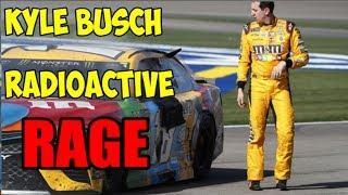 Best of Kyle Busch RAGE | NASCAR 2017 Radioactive
