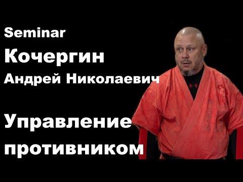 Seminar 43: Кочергин Андрей Николаевич Управление противником