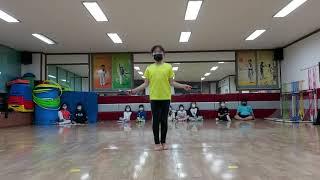 도봉초 5학년 김효아 엘리트태권도 고급음악줄넘기
