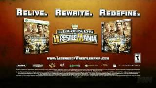 WWE Legends of Wrestlemania - إنشاء وضع الأسطورة