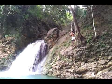 Kalanay Falls, Palanas, Masbate City