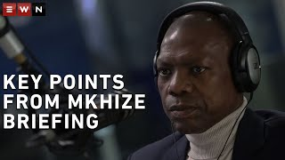#Corona #Coronavirus #CoronaInSA  Health Minister Zweli Mkhize on Wednesday announced that doctors from China and Cuba will be coming to South Africa to assist the health department tackle Covid-19. He also painted a picture of how the pandemic is affecting South Africa so far.