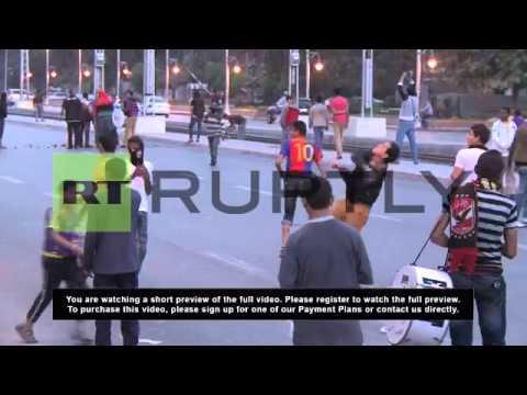 Egypt: Protesters fume against Morsi and Mubarak for violence