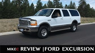 Ford Excursion Review | 2000-2005