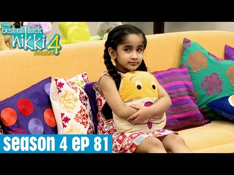 Dopple Date | Best Of Luck Nikki | Season 4 | Episode 81 | Disney India Official