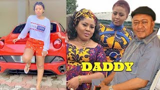 Meet Regina Daniels Father Daddy