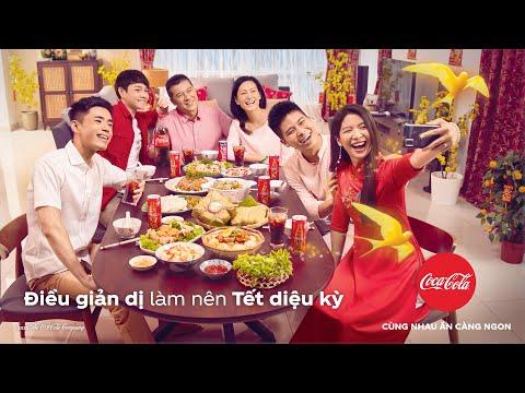 Coca-Cola | Điều giản dị làm nên Tết diệu kỳ