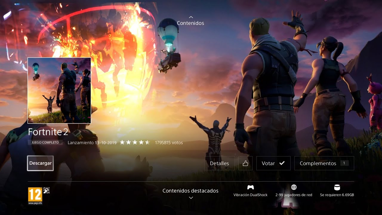 Como DESCARGAR FORTNITE 2 capitulo 2 2019/2…