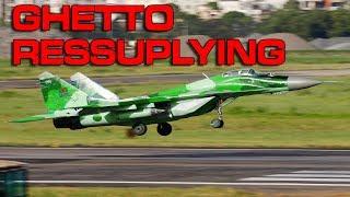 Ghetto resupplying - BF2 Clip #18
