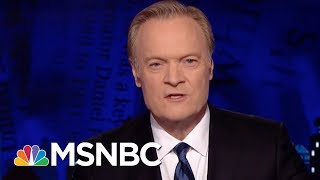 Lawrence: Why John Kelly Is Hiding From The American People | The Last Word | MSNBC