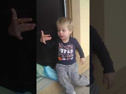 2 Year Old Son Smoking Pretzels This Is When You Know Mom And Dad Need To Quit Smh