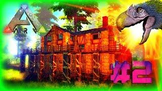 Ark primitive ark survival evolved primitive plus lets build a redwood town ep malvernweather Image collections
