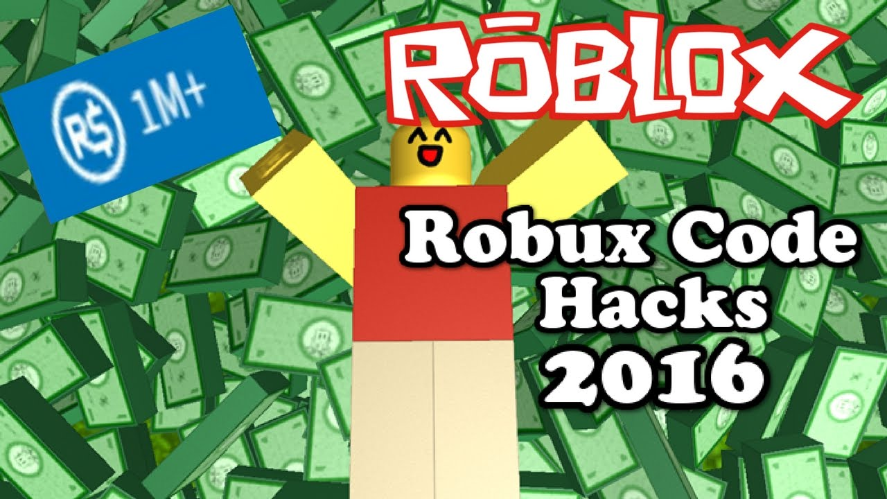 Robux Hacks Copy And Paste Codes 2016 Part 1 - ROBLOX Hack ...
