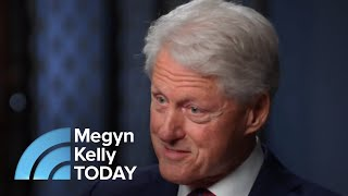 Bill Clinton Apologizes To Monica Lewinsky | Megyn Kelly TODAY