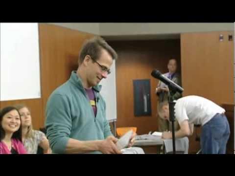 'Old Guy' UW Medical Student Graduates